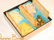Crisp Bread Four Bento Lunch Meal!