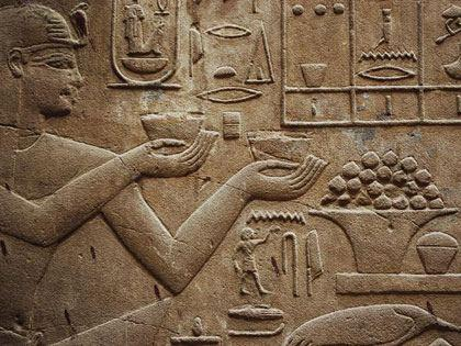 What food did the egyptians eat paperblog for Ancient egyptian cuisine
