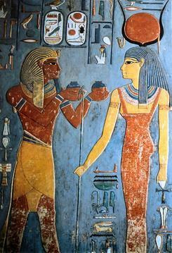 What Food Did The Egyptians Eat Paperblog
