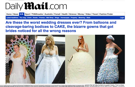 Daily Mail: gives digital users a choice