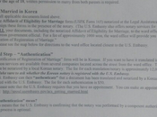 USFK Personnel: Getting Married Korea American