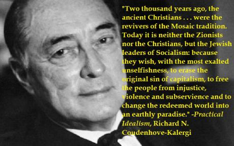 "Europe's ""refugee"" crisis and the Kalergi plan for white genocide"