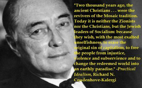 """Europe's """"refugee"""" crisis and the Kalergi plan for white genocide"""