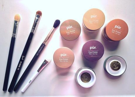 Pur Cosmetics Eye Polish | Review + Look