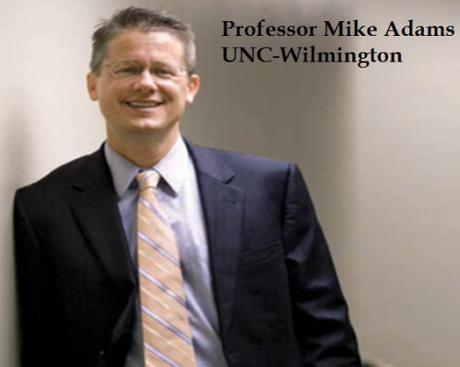 Prof. Mike Adams
