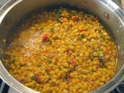 Maque Choux - Spicy Cajun Corn