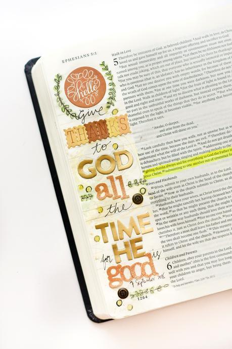 Prima Marketing : Bible Journaling