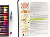 Prima Marketing Bible Journaling