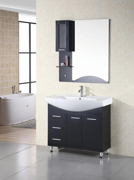 sierra single bathroom vanity modern sleek design style top most best affordable value money saving discount minimal floating wall mounted space saving efficient small bathroom integrated counter trade winds imports