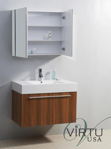 midori single bathroom vanity modern sleek design style top most best affordable value money saving discount minimal floating wall mounted space saving efficient small bathroom integrated ceramic counter plum wood virtu usa trade winds imports