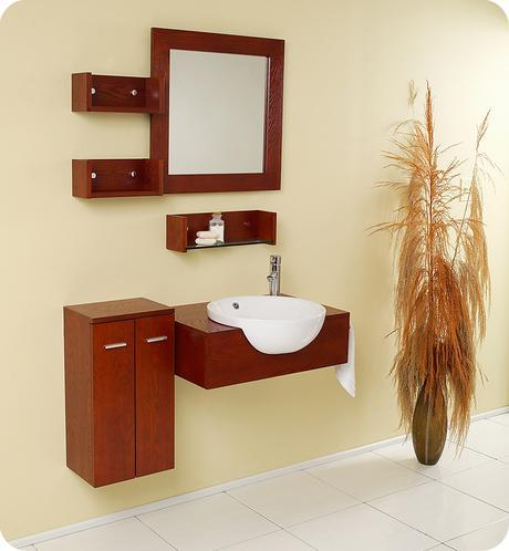 stile single bathroom vanity modern sleek design style top most best affordable value money saving discount minimal floating wall mounted space saving efficient small bathroom integrated ceramic counter wood plum high quality trade winds imports
