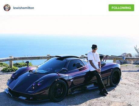 Lewis Hamilton crashes million worth Pagani Zonda in Monaco