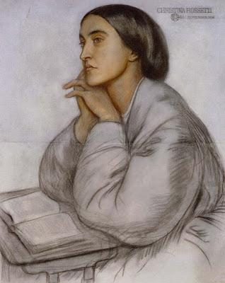 #PRB Day: Christina Rossetti, the Unlikely Flapper