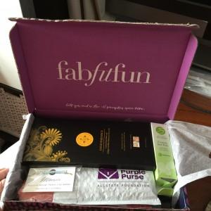 The Ultimate Goodie Bag / Surprise Box for Women #purplepurse #fitfabfun