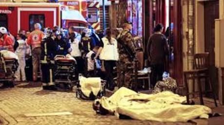 Paris attacks Nov. 13, 2015