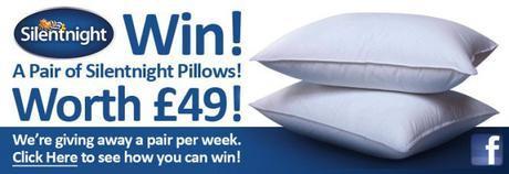 Win A Silentnight Pillow Set with MyNextMattress