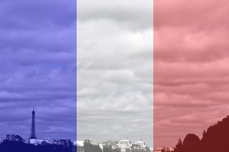 we are all paris.