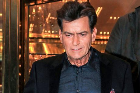 Charlie Sheen, 50, in early 2015