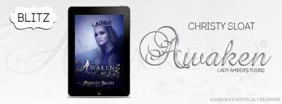 Awaken (Slumber Duology, Book Two) by Christy Sloat  @agarcia6510 @ChristySloat
