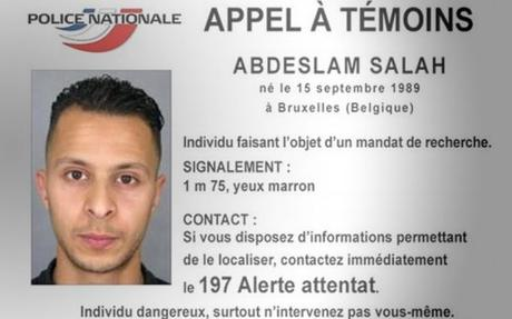 Ibrahim Abdeslam - just a little stressed out, apparently