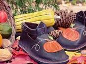 Pumpkin Shoes Harvest Season