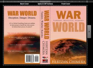 Hertzan Chimera - Free Planet vs War World - how the dual/duelling trilogies might have looked