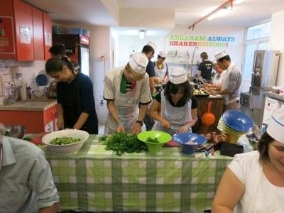 Friday's Featured Food: Shabbat Dinner in Jerusalem, Israel