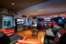 The Man Cave: A passive dig at femininity, or something like that...