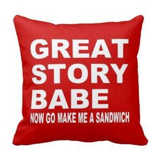 feminist sandwich