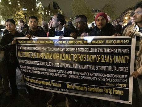 Muslims against terror Dan Sanderson