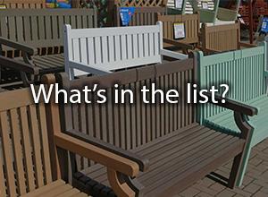 Bench List Navigation