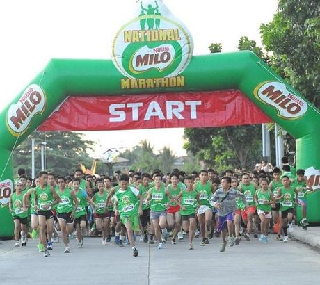39th National MILO Marathon Davao