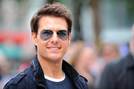 Tom Cruise – An American actor and filmmaker.