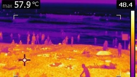 Chennai rains ~ Sydney scorching heat !!