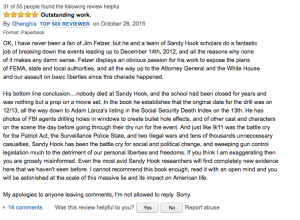 review of Nobody Died At Sandy Hook
