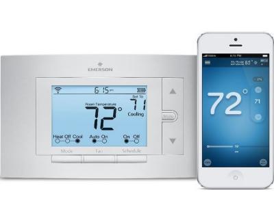 White-Rodgers 1F86U-42WF Emerson Sensi Wi-Fi Thermostat