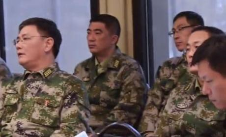 Chinese military at Joint Base Lewis-McChord2