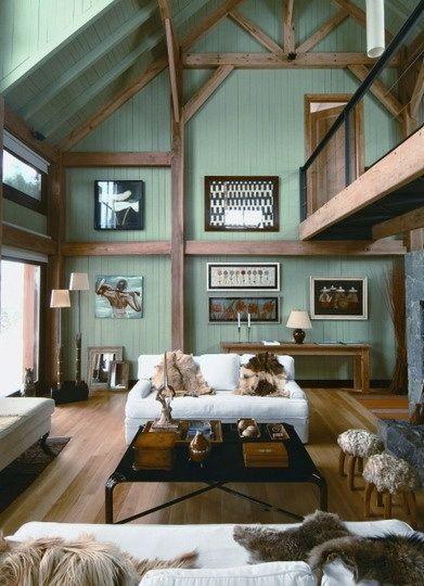 Dreams of a Barn Home  |  Mrs. Fancee: