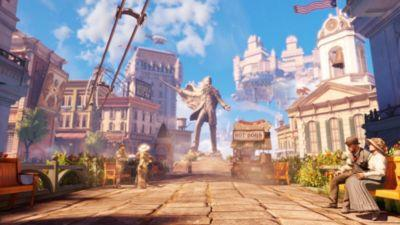 """BioShock is unquestionably a permanent franchise,"" says Take-Two boss"