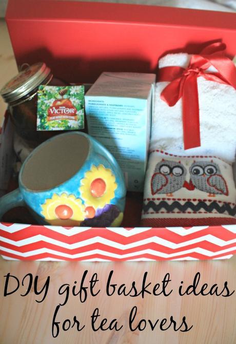 Gift Basket Ideas for Tea Lovers - Paperblog