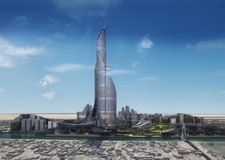Plans for The Tallest Building in The World for Iraq Revealed | Architecture