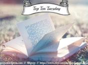 Tuesday: Books Thankful For! #TTT