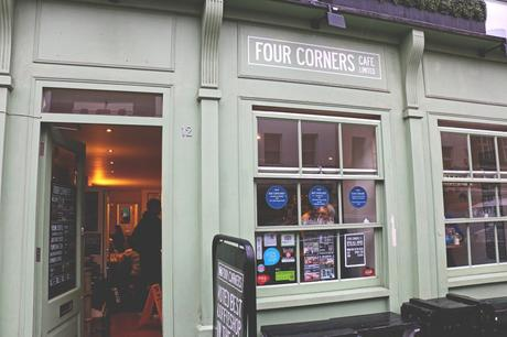 four corners cafe