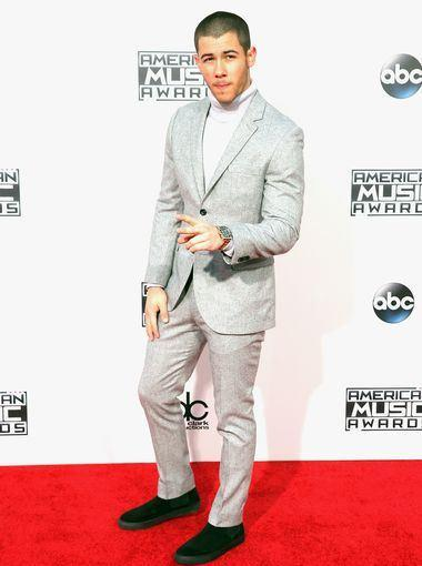 The 2015 American Music Awards in Men's Fashion