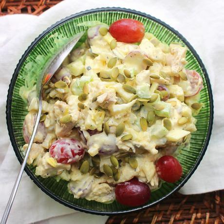 Curried Turkey Salad