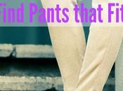 It's Hard Find Pants That