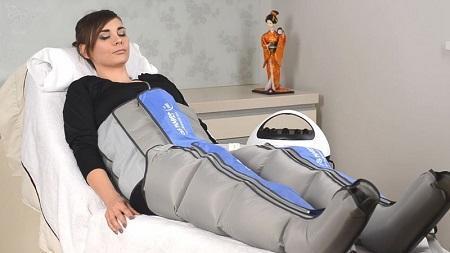 Dr. Life LX7 Digital Compression System LX7, designed for home care treatment