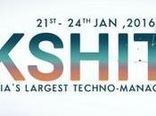 Kharagpur Techno-Management Fest Kshitij 2016