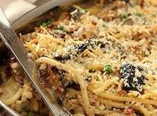 Best Turkey Tetrazzini Mushrooms, Bacon, Garlic Herbs