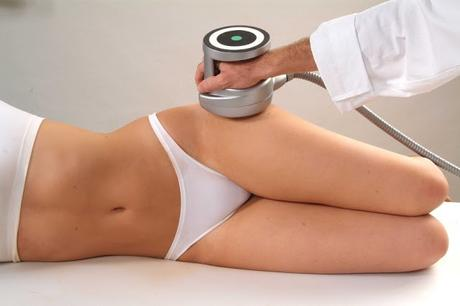 Liposuction fat burning